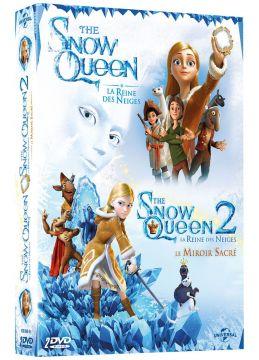 The Snow Queen, La Reine des Neiges + The Snow Queen 2, La Reine des Neiges : Le Miroir Sacré