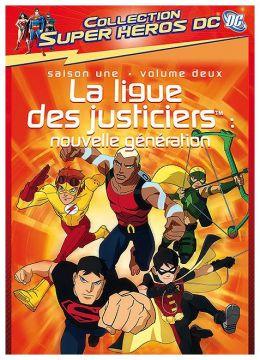 La ligue des justiciers : nouvelle génération - Saison 1 - Volume 2