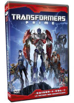 Transformers Prime - Volume 1 : Le retour des Decepticons