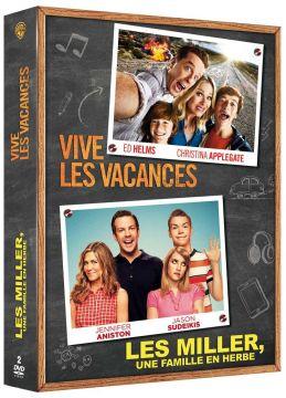 Vive les vacances + Les Miller, une famille en herbe