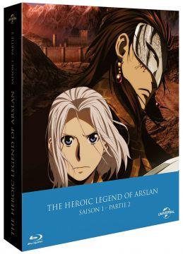 The Heroic Legend of Arslân - Saison 1 - Partie 2