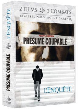 2 films, 2 combats réalisés par Vincent Garenq: Présumé coupable + L'enquête