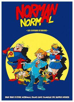 Norman Normal - Vol. 1 : Les copains d'abord