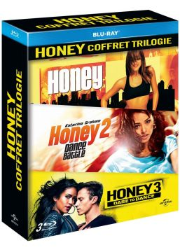 Honey coffret trilogie : Honey + Honey 2: Dance Battle + Honey 3: Dare to Dance
