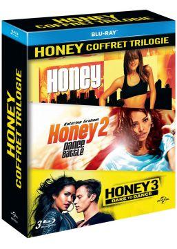 Honey coffret trilogie : Honey + Honey 2: Dance Battle + Honey 3: Dare to Dance