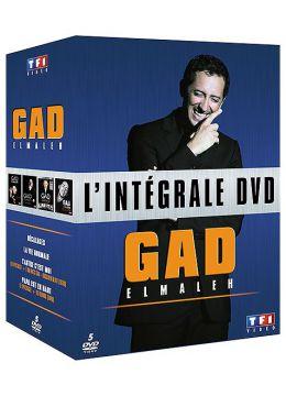 Gad Elmaleh - L'intégrale DVD - Coffret 5 DVD
