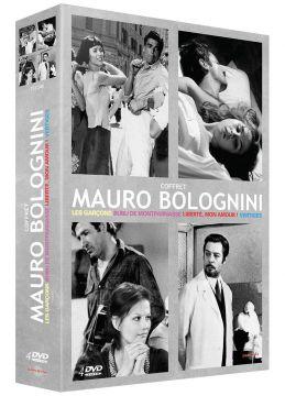 4 grands classiques de Mauro Bolognini : Les Garçons + Bubu de Montparnasse + Liberté, mon amour ! + Vertiges
