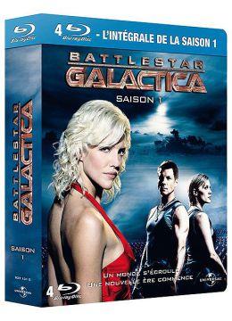 Battlestar Galactica - Saison 1