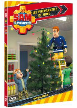 Sam le Pompier - Volume 6 : Les préparatifs de Noël