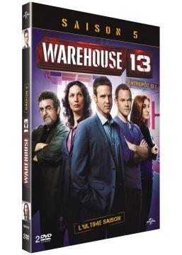 Warehouse 13 (Entrepôt 13 !) - Saison 5