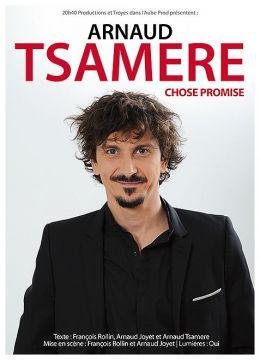 Arnaud Tsamere - Chose promise