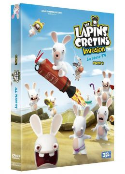Les Lapins Crétins : Invasion - La série TV - Partie 2