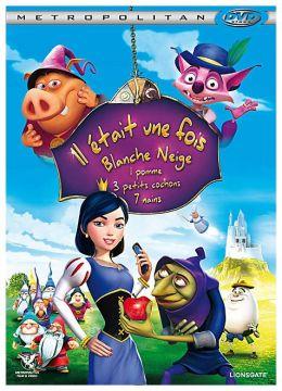 Il était une fois Blanche Neige, 1 pomme, 3 petits cochons, 7 nains