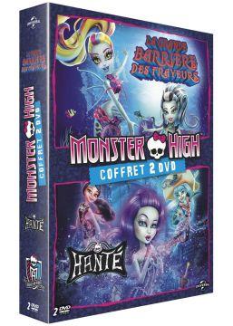 Monster High : La grande barrière des frayeurs + Hanté