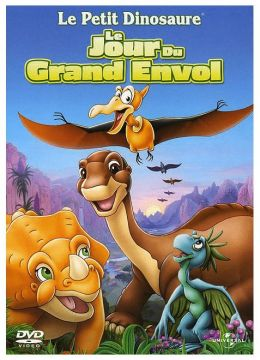 Le Petit dinosaure 12 - Le jour du grand envol