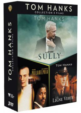 Tom Hanks - Collection 3 films : Sully + La Ligne verte + Philadelphia