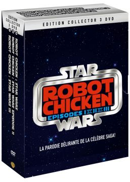 Robot Chicken - Star Wars - Episodes I et II et III