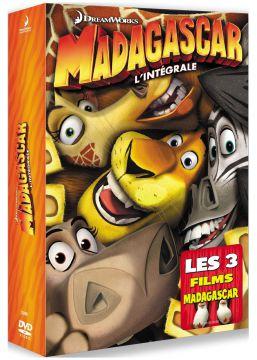 Madagascar - Trilogie