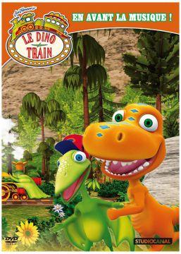 Le Dino Train - En avant la musique !