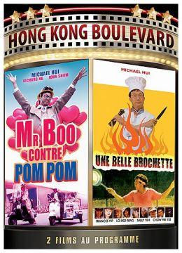 Mr Boo contre Pom Pom + Une belle brochette