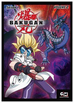 Bakugan Battle Brawlers - Saison 1 - Volume 2