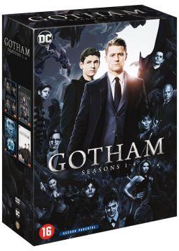 Gotham - Saisons 1 à 4