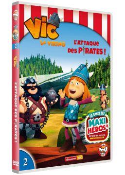 Vic le Viking - Vol. 2 - À l'attaque des pirates !