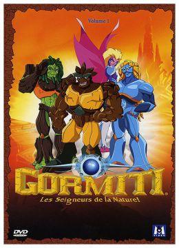 Gormiti - Saison 1 : les Seigneurs de la Nature ! - Volume 1