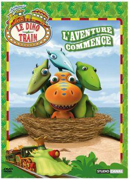 Le Dino Train - L'aventure commence