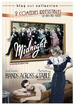 2 comédies irrésistibles de Mitchell Leisen : La baronne de minuit + Jeux de mains