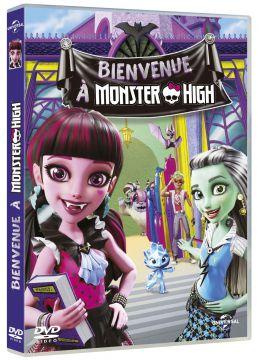 Monster High - Bienvenue à Monster High