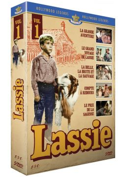 Lassie - Les longs métrages - Vol. 1