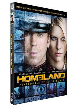 Homeland - L'intégrale de la Saison 1