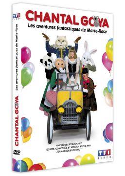 Chantal Goya - Les aventures fantastiques de Marie-Rose