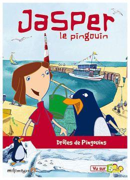 Jasper le pingouin - Vol. 1 : Drôles de pingouins