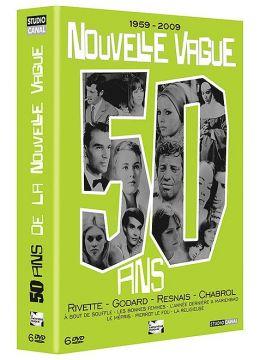 Coffret Nouvelle Vague - 50 ans (1959-2009)