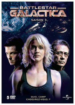 Battlestar Galactica - Saison 3