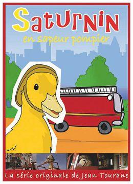 Saturnin Vol. 1 : Saturnin en sapeur pompier