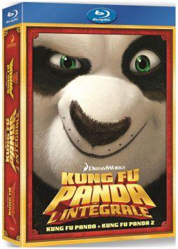 Kung Fu Panda + Kung Fu Panda 2