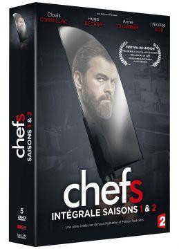 Chefs - Intégrale saison 1 & 2