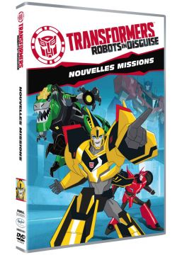 Transformers - Robots in Disguise - Vol. 1 : Nouvelles missions