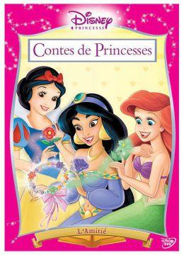 Contes de princesses - L'amitié