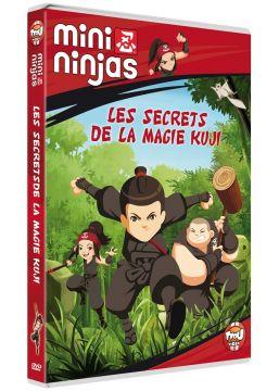 Mini Ninjas - Les secrets de la magie Kuji