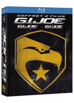 G.I. Joe : Le réveil du Cobra + G.I. Joe : Conspiration