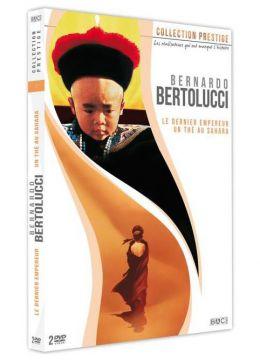 Bernardo Bertolucci : Le dernier empereur + Un thé au Sahara