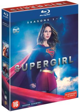 Supergirl - Saisons 1 + 2