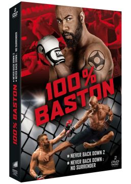 Coffret 100% baston : Never Back Down 2 + Never Back Down : No Surrender