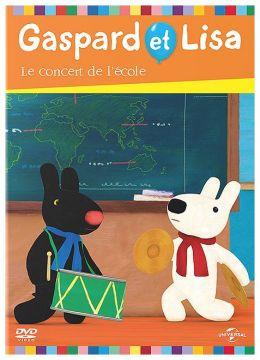 Gaspard & Lisa - Le concert de l'école