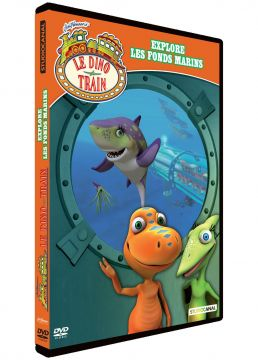 Le Dino Train - Explore les fonds marins