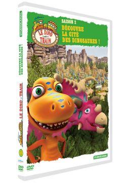Le Dino Train - Saison 2 - 1 - Découvre la cité des dinosaures !